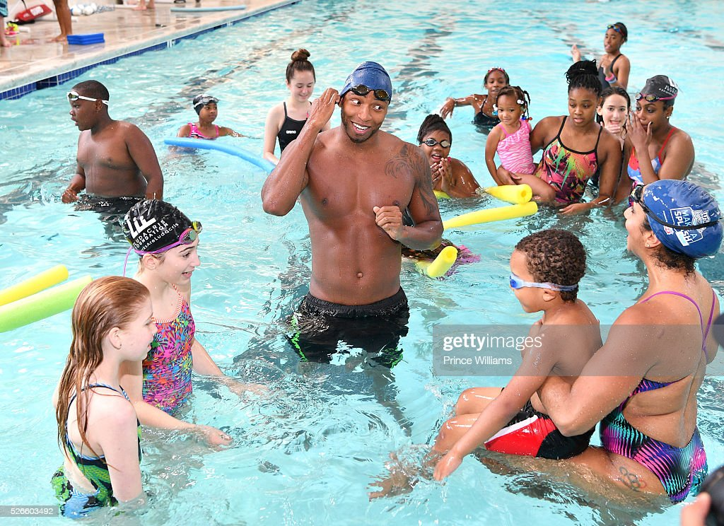 Ludacris Teaches Water Safety And Fitness