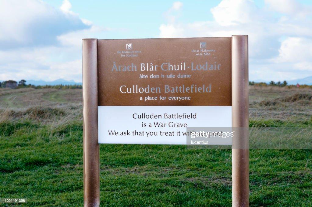 Culloden battlefield Scotland in 2019 Inverness scotland