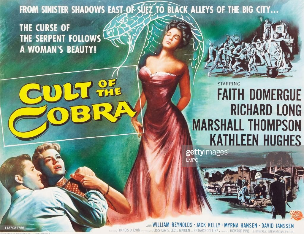 Cult Of The Cobra : News Photo