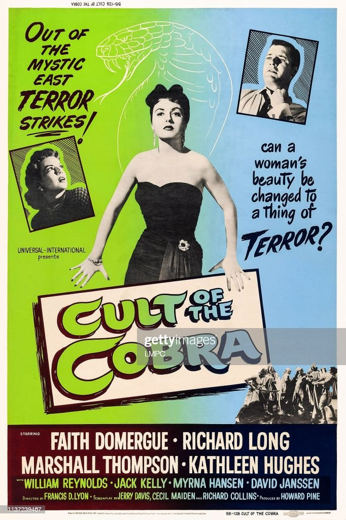 Cult Of The Cobra : News Photo