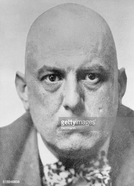 Cultist Aleister Crowley