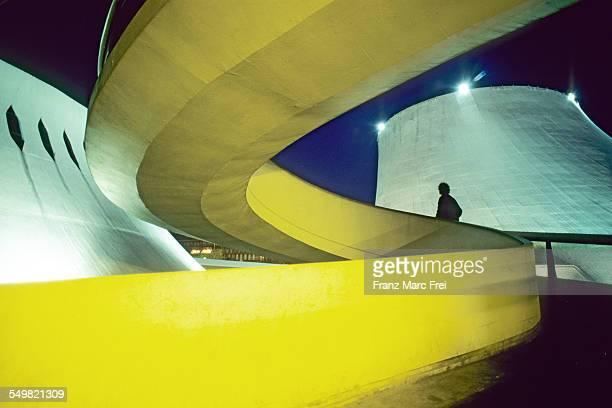 Cultural centre, Espace Oscar Niemeyer Le Havre