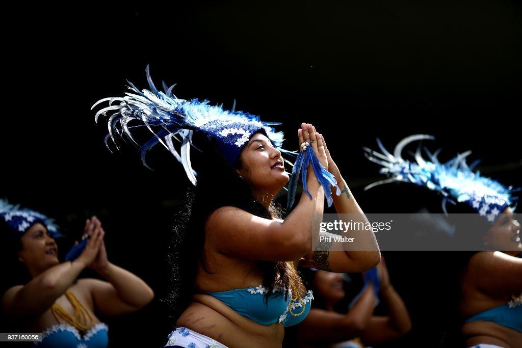 Aucklanders Celebrate Pacific Island Culture At Pasifika Festival
