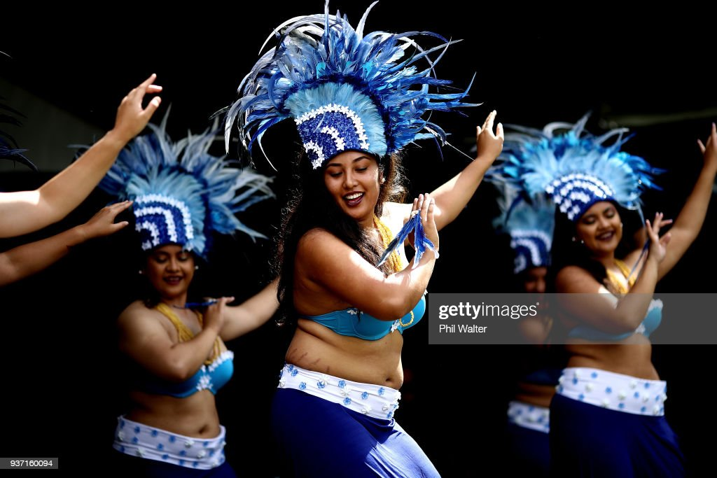Aucklanders Celebrate Pacific Island Culture At Pasifika Festival