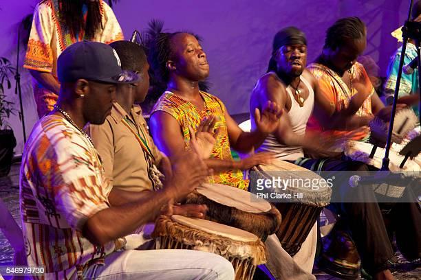 Cultural performance Kingston