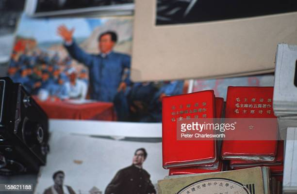 Cultural Revolution memorabilia is now in vogue Little Red Books old pictures depicting Red Guards and Mao Tse Tung and other scenes from the...