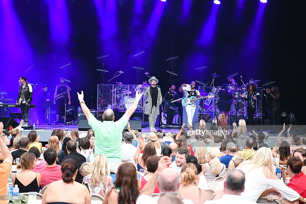 Culture Club In Concert - Atlanta, Georgia