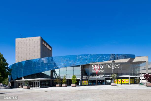 culture house of amiens - gwengoat stock pictures, royalty-free photos & images