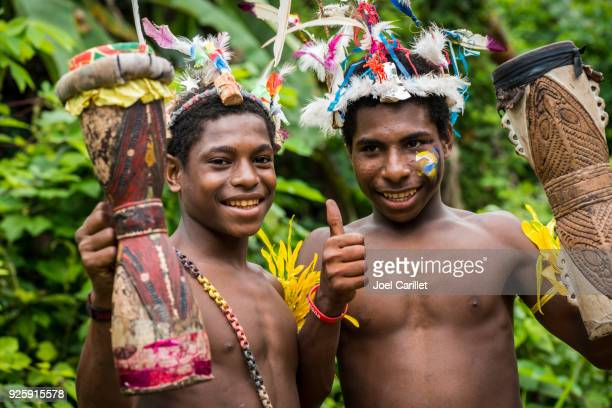 culture in madang province, papua new guinea - papua new guinea stock pictures, royalty-free photos & images