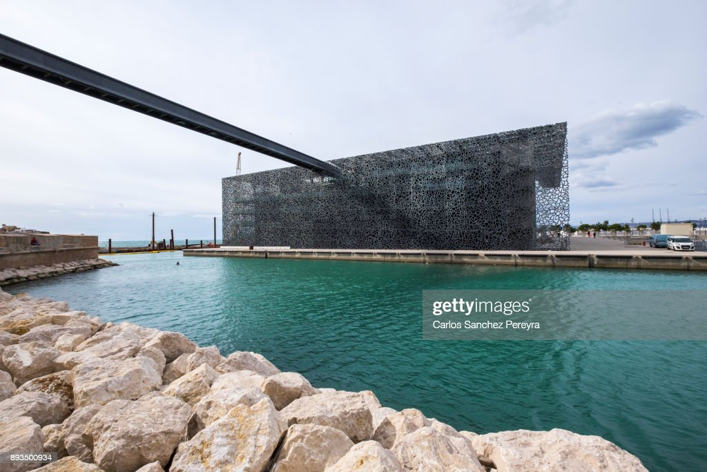 Mucem Culture In Marseille France High-Res Stock Photo