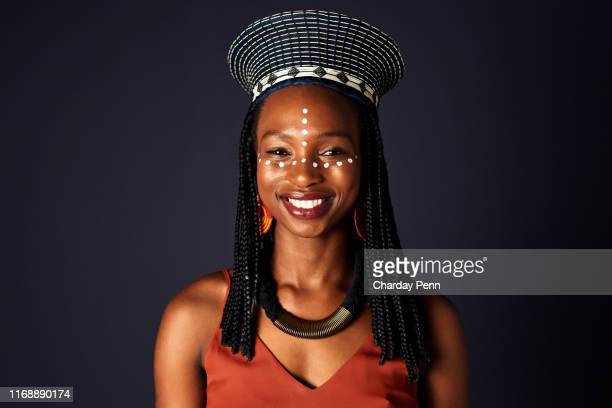 culture is a beautiful thing - zulu women stock pictures, royalty-free photos & images