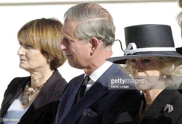 Culture Secretary Tessa Jowell MP and TRH The Prince of Wales and The Duchess of Cornwall