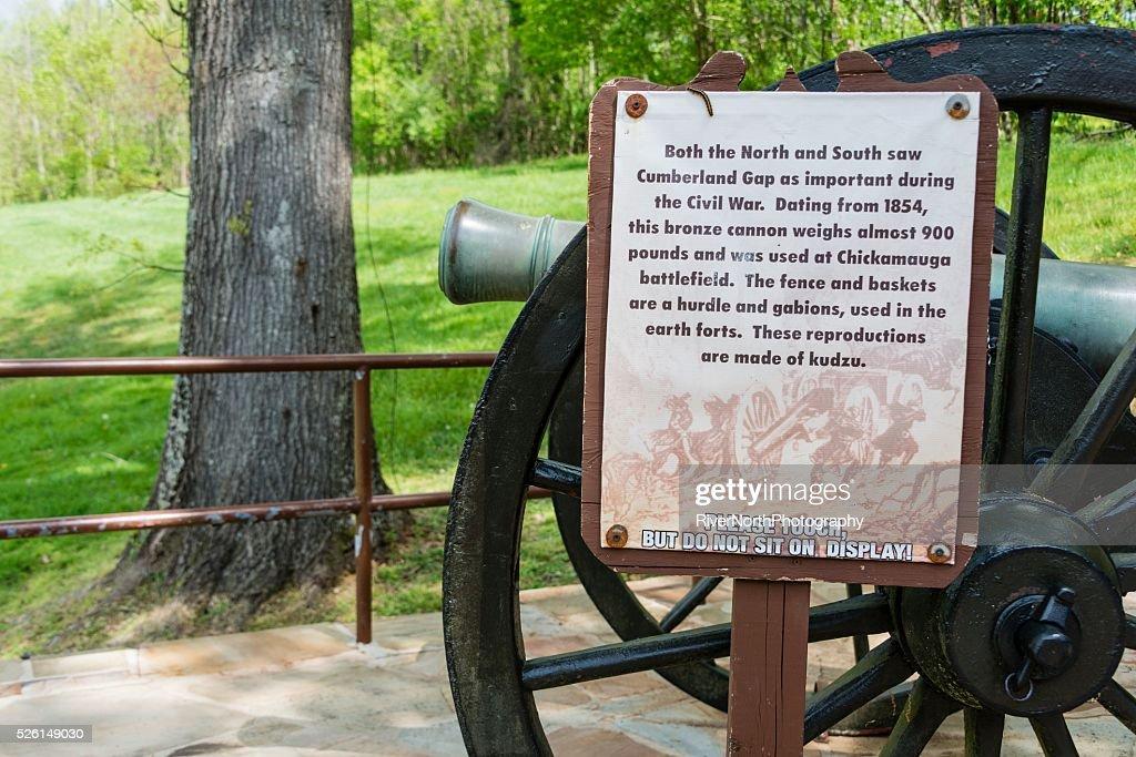 Cumberland Gap National Historical Park : Stock Photo