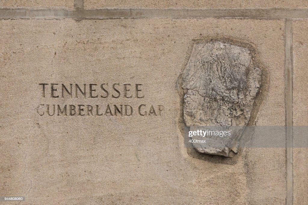 Cumberland Gap : Stock Photo