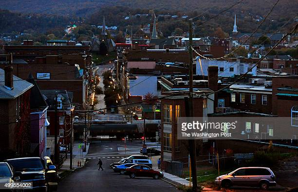 Cumberland Maryland is an old train town in coal country near the Pennsylvania border It seems that Arthur Bremer thought is was a good place to lay...