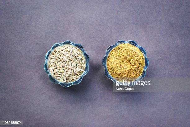 Cumin Seed -  Whole and Ground