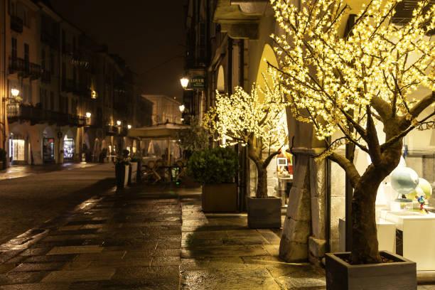 Cuneo. Lockdown in my city.