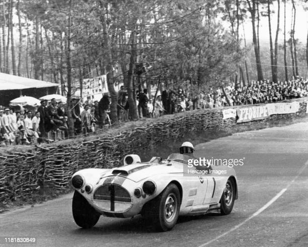 Cunningham 5 4 at Le Mans driven by Cunningham/Spear Creator Unknown