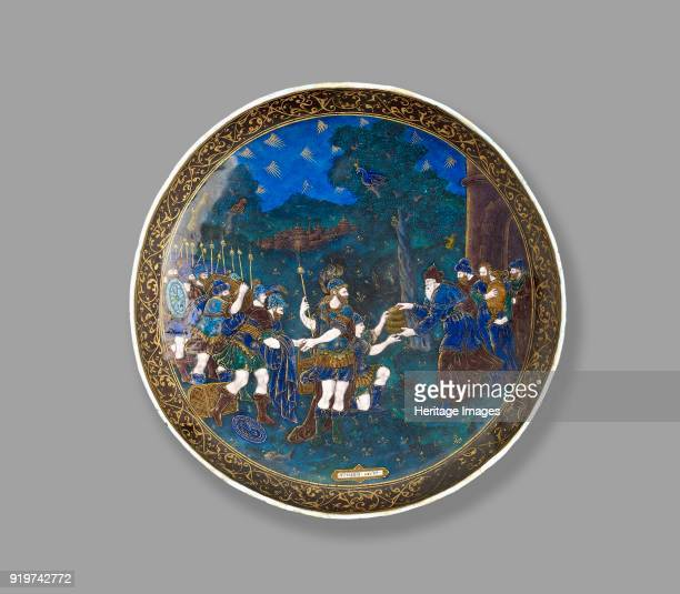 Cup Abraham and Melchizedek circa 1600 Artist Susanne de Court