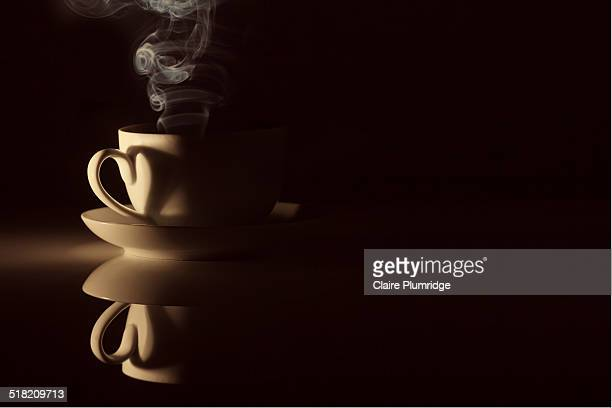 cup and saucer - claire plumridge stock pictures, royalty-free photos & images