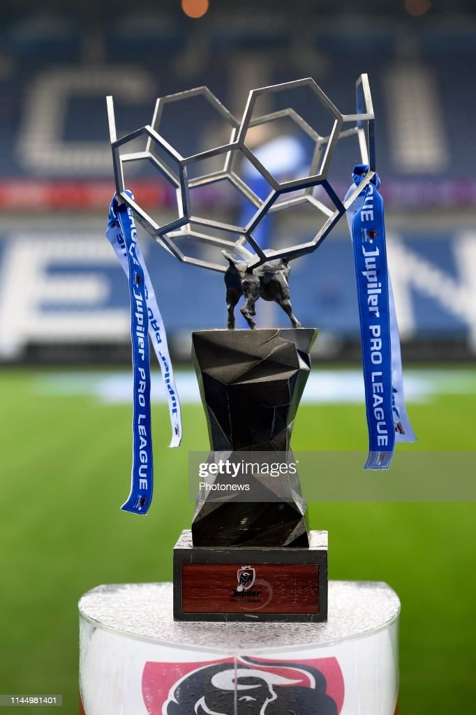 BEL: KRC Genk v Standard Liege - Jupiler Pro League: Play-offs