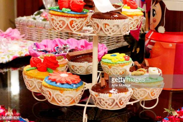 Cup Cakes And Muffins