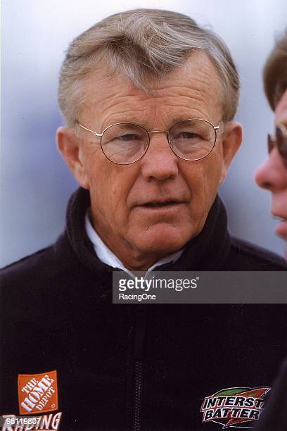 Cup car owner and former NFL head coach Joe Gibbs has won three Cup titles with drivers Bobby Labonte and Tony Stewart along with three Super Bowls...