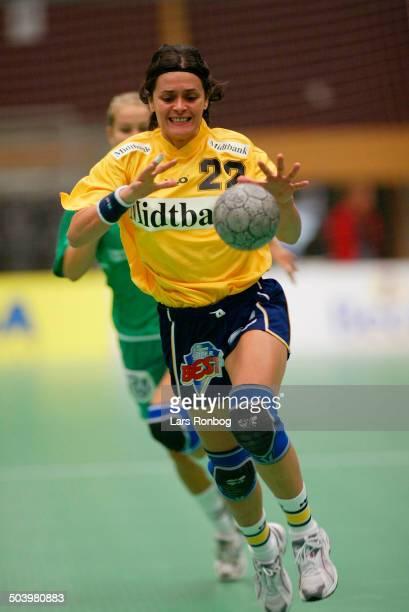 Cup damer 3/4 place Danijela Ercevic Ikast/Bording