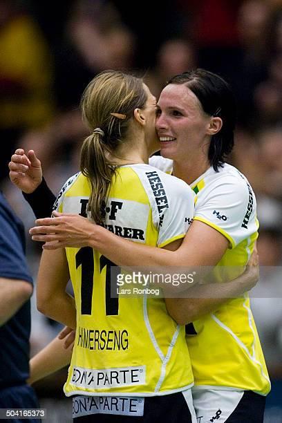 Cup FINAL Gro Hammerseng Katja Nyberg Ikast/Bording