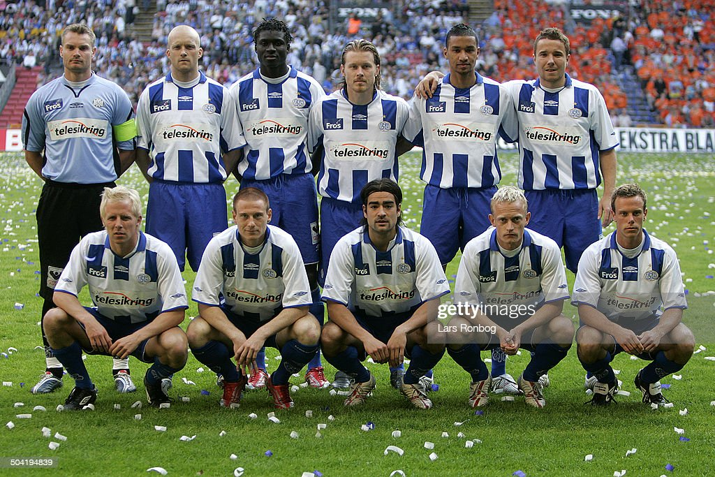 Cup Final Teampicture Esbjerg News Photo Getty Images