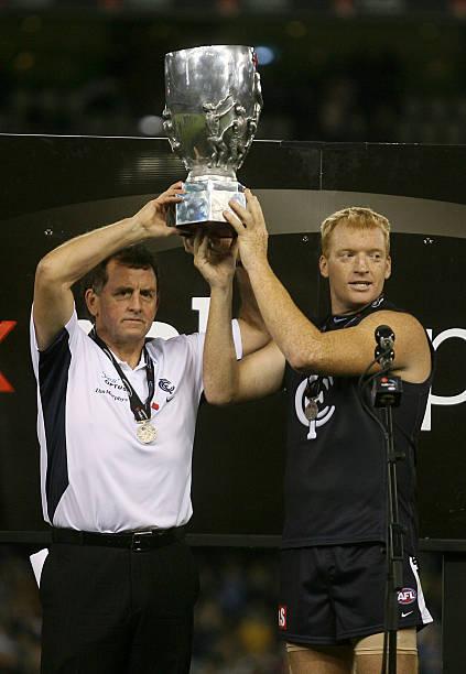 2007 NAB Cup Grand Final Brisbane Lions V Carlton At The Telstra Dome