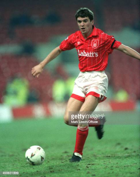 Cup Nottingham Forest v Southampton Roy Keane