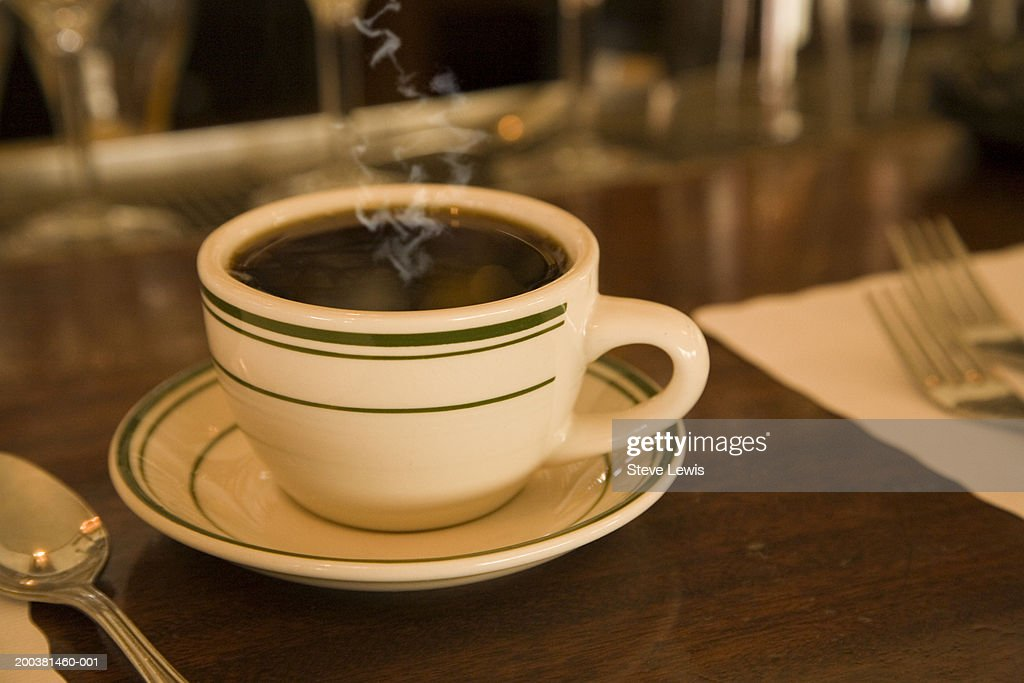 Image result for diner coffee getty images