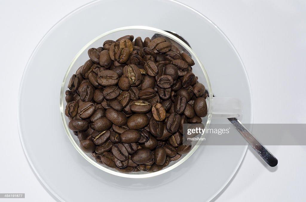 Tasse Kaffee : Stock-Foto