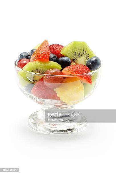 Cup of fruits