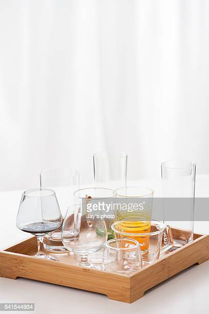 Cup of glasses