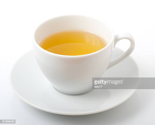 cup of green tea - herbal tea stock pictures, royalty-free photos & images