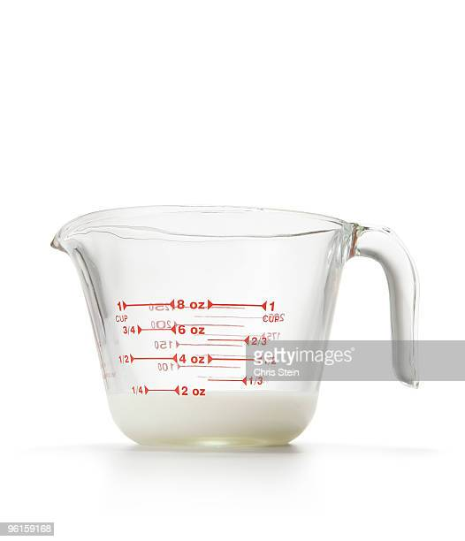 1/4 cup of milk