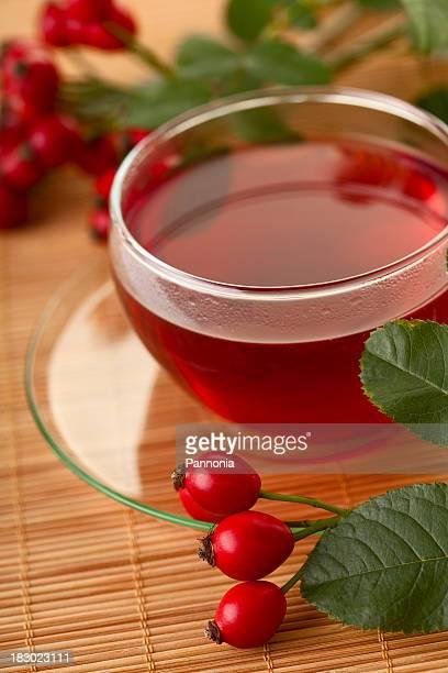 Cup of Rose Hip Tea