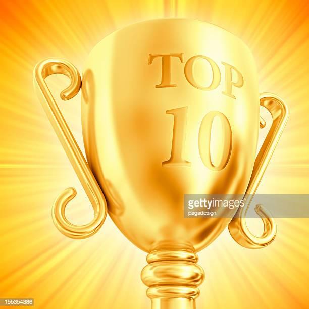 TOP 10 cup