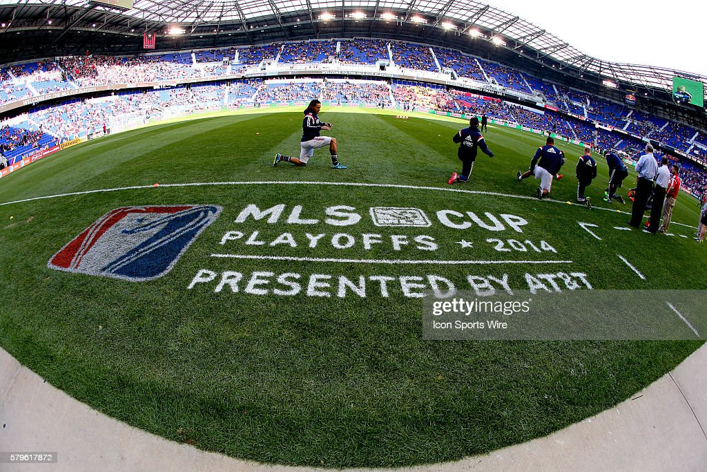 SOCCER: NOV 23 MLS - Eastern Conference Final - Revolution at Red Bulls : ニュース写真