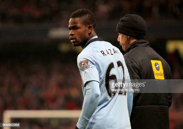 FA Cup Quarter Final Manchester City v Barnsley Etihad Stadium Abdul Razak Manchester City