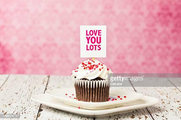 Cupcake and Love