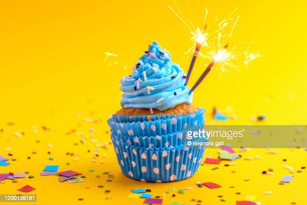 cupcake day - candy samples stock pictures, royalty-free photos & images