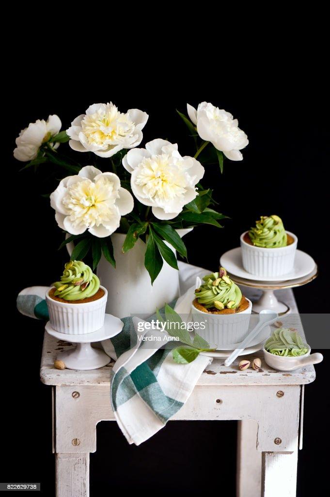 cupcake : Stock Photo