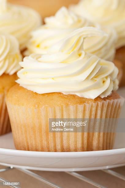 Cupcakes close-up