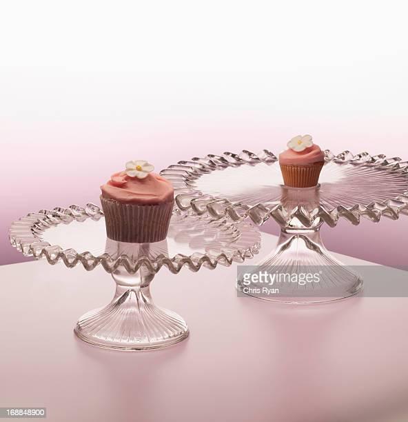 ケーキに cakestands