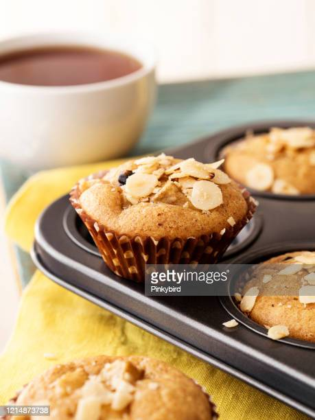 cupcakes,cupcakes with tea, muffin,unfrosted cupcakes,vanilla caramel muffins, muffins with cup of coffee - gluten free bread stock pictures, royalty-free photos & images