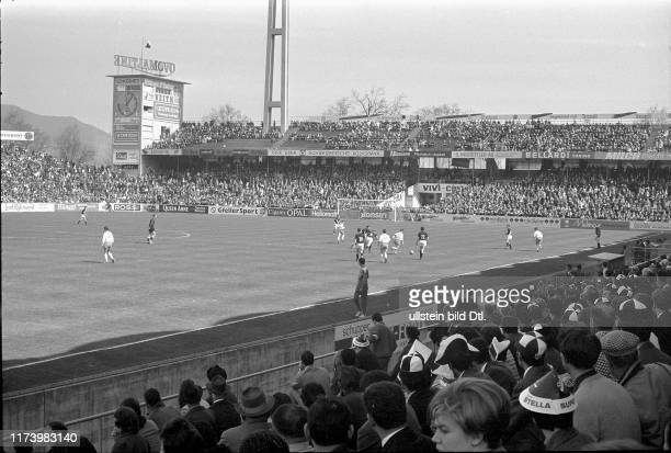 Lugano - FC Winterthur; Wankdorf-Stadion