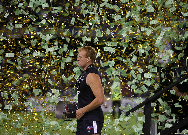 2007 NAB CupGrand Final Brisbane Lions V Carlton At The Telstra Dome